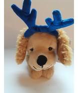 """Walmart Executives Holiday Time 9"""" Christmas Plush Stuffed Animal Dog Toy  - $9.89"""