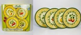 """Set of 4 Dessert Plates Porcelain - 7.5"""" Home Essentials - $69.29"""