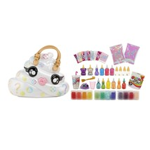 Poopsie Pooey Puitton Slime Surprise Slime Kit & Carrying Case - $79.32