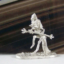 Vintage Dungeons & Dragons Rare Metal Miniature D&D Ral Partha Insect Mantis - $17.99