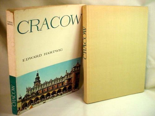 Cracow [Hardcover] Edward Hartwig