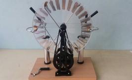 Wimshurst Machine Physics Electrostatic Generator Static Electricity Tesla - $93.14