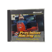 Microsoft Precision Racing Indy Car Simulator CART (1997) PC Video Game - $7.91