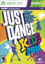 Just Dance Kids 2014 (Microsoft Xbox 360, 2013)VG - $7.39