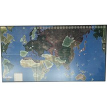 Axis & Allies - individual replacement playing board, 2012, Wizards of t... - $29.99