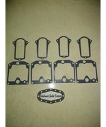 KAWASAKI KZ650 CARBURETOR GASKETS *REUSABLE* ($9.99  4 BOWLS + FREE TOPS... - $10.88