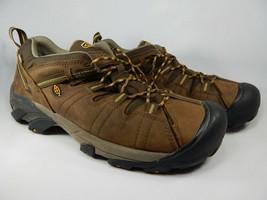 Keen Targhee II Low Top Sz 14 M (D) EU 47.5 Men's WP Trail Hiking Shoes 1008417