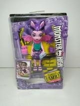 Fangelica Monster High Monster Family Sister Of Draculaura Retired NIB 5... - $26.72