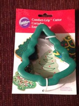 Cookie Cutter Wilton Christmas Tree Comfort Grip - $8.86