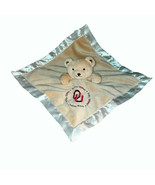 "Baby Fanatic University of Oklahoma Sooners OU Bear Security Blanket 13"" X 13"" - $14.85"