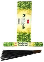 ABN Fashion Hem Patchouli Sticks Incense Natural Fragrance Hand Rolled Indian Ag - $17.71