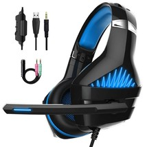Beexcellent® GM-5 Gaming Headset for PS4 PC Xbox One Stereo Surround Sound Over - $32.58