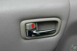 Interior Inner Door Handle Driver Left Rear 2001 Toyota Highlander - $37.62