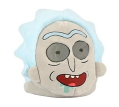 RICK From Rick And Morty Large Halloween Plush Head Mask New - €28,78 EUR