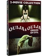 Ouija/Ouija Origin of Evil: 2-Movie Collection DVD - $9.95