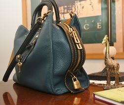 COACH MINT ~ 1941 Rogue Mineral Glove Tanned Pe... - $325.00
