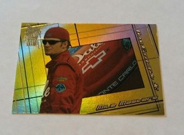 2002 Press Pass VIP Mile Masters Dale Earnhardt Jr Insert - $7.92