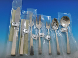 Old Lace by Towle Sterling Silver Flatware Set for 8 Service 62 pieces Unused - $3,750.00