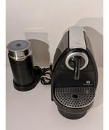 Nespresso Essenza C100 Espresso Maker Machine w/ Aeroccino 3 Milk Frothe... - $93.49