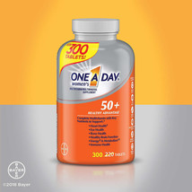 One A Day Women's 50+ Healthy Advantage Multivitamin, 300 Tablets - $26.98