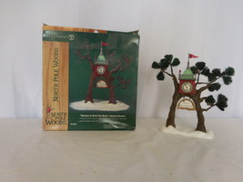 Dept 56 North Pole Woods  Welcome to North Pole Woods Gateway Entrance  ... - $13.02