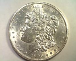 1890-S MORGAN SILVER DOLLAR CHOICE ABOUT UNCIRCULATED CH. AU NICE ORIGIN... - $52.00