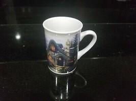 Thomas Kinkade Cottage mug 2003 Sweetheart Cottage III - $11.44