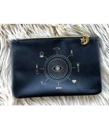 Ipsy Glam Bag October 2020 You're Magic Black Gold Makeup Zipper Bag, No... - $12.84