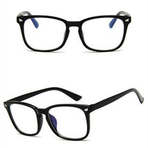 New Fashion Retro Style Clear Lens Glasses Frame Retro Casual Daily Eyewear image 5