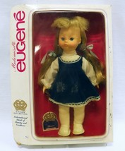 VINTAGE Mademoiselle Eugene Crown Collection Renee Doll #16710 - $29.69