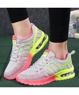 Sneakers Shoes Women Running Athletic Walking Casual S Lightweight Breat... - $35.99+