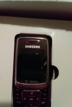 Samsung SGH T239 - Red (T-Mobile) Cellular Phone - $18.70