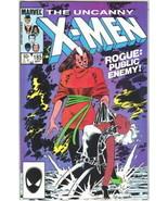 The Uncanny X-Men Comic Book #185 Marvel Comics 1984 NEAR MINT NEW UNREAD - $8.79