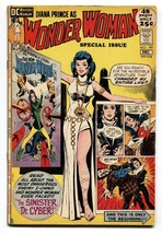 WONDER WOMAN #197 1971-giant issue-DC BRONZE AGE FN- - $37.83