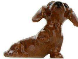 Hagen Renaker Dog Dachshund Puppy Ceramic Figurine image 3