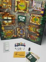 Clue Game Replacement Pieces 2002 Tokens Black Die Dice Board Weapons Cards - $6.00+