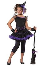 Stardust Witch Child Costume Size Large - $17.64