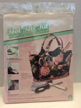 Tool Tote Kit Just Add Fabric Dritz New - $6.79