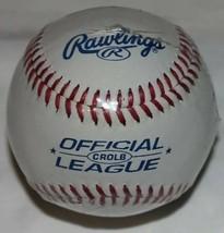 "Rawlings Official League Baseball 10 & Under 9"" - 5 oz.  CROLB Solid Cork AA112 - $6.89"