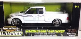 Ertl Slammed Ford F-150 Pickup Truck DIECAST SCALE 1:18 pick up - $64.99