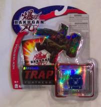 New Vestroia 2009 Bakugan Trap Fortress Battle brawlers blue - $8.00