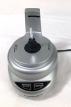Cuisinart Mini Prep Plus Motor Base Model DLC-2A EUC Tested image 2