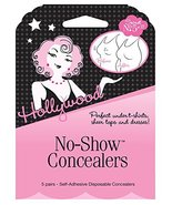 Hollywood Fashion Secrets No-Show Nipple Concealers (Disposable CoverUps) - $8.91