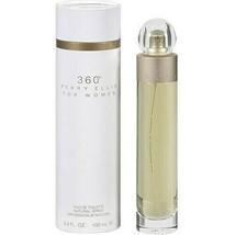360 for Women by Perry Ellis 3.4 oz Eau de Toilette Spray - $34.99