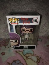 Funko Pop Animation Tokyo Ghoul : RIZE  #466 Vinyl Figure - $9.90