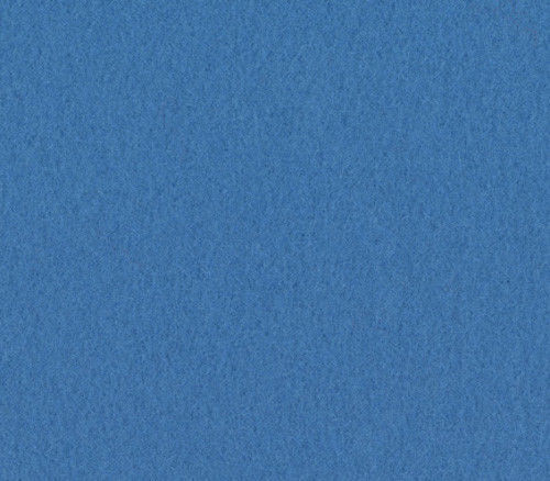 1.5 yds Bernhardt Upholstery Fabric Focus Wool Blue Bird Blue 3470-040 BI
