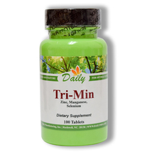 Daily Manufacturing - Tri-Min - 100 Tablets - $14.50