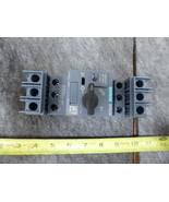 SIEMENS 0.63 Amp Circuit Breaker 3RV2711-0GD10 New  - $98.01