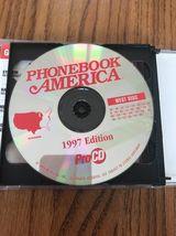 Every Phonebook In America On 2 CD-ROMs Ships N 24h image 6