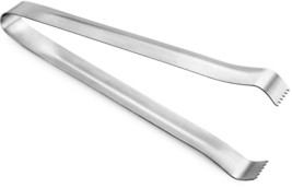 New Star Foodservice 42276 Pom Tong, Stainless Steel, 9 Inch, Set Of 6 - $37.12